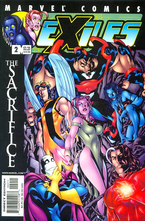 Exiles 2 (Mike Mc Kone Cover)