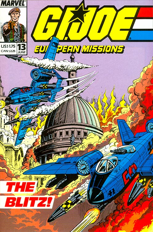 GI Joe European Missions 13