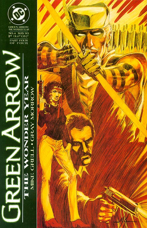 Green Arrow The Wonder Year 4 (of 4 ) -VFNM