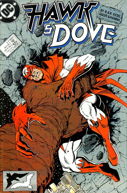 Hawk and Dove vol 3 - 7 -VF