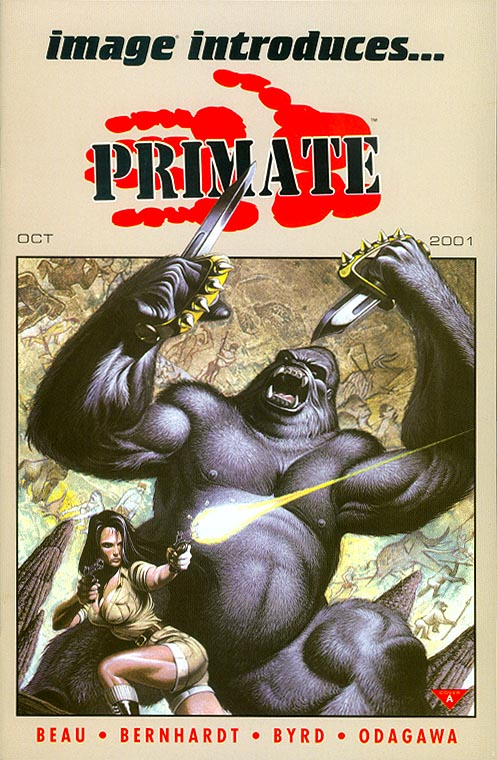 Image Introduces Primate 1 B