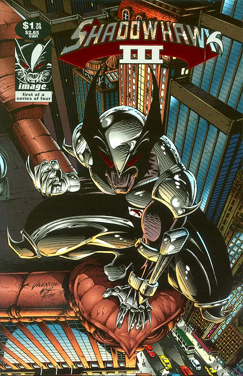 Shadowhawk III 1 (of 4 )