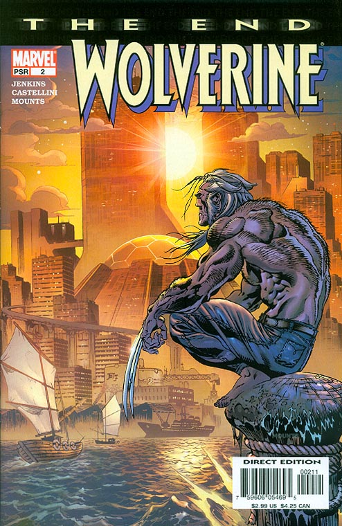 Wolverine The End 2