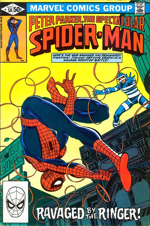 Spectacular Spider-Man 58 -VF