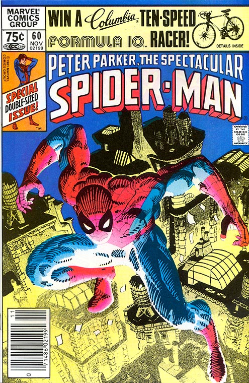 Spectacular Spider-Man 60