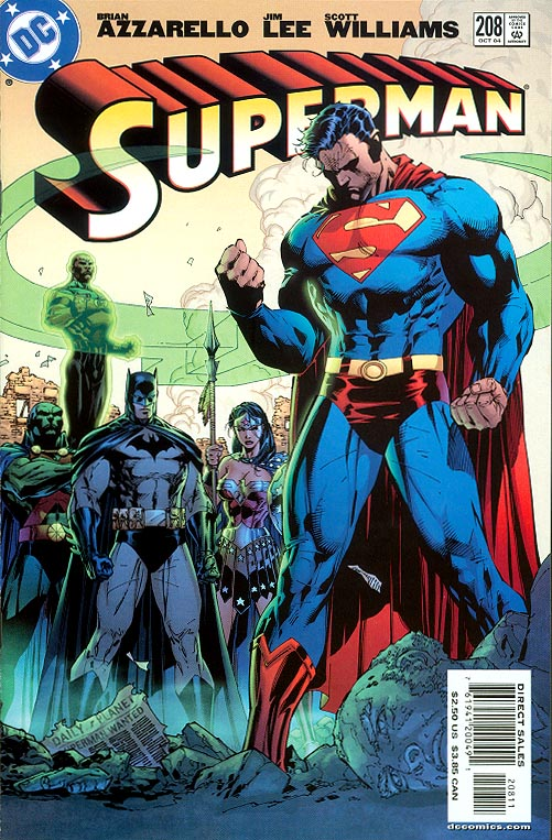 Superman vol 2 - 208