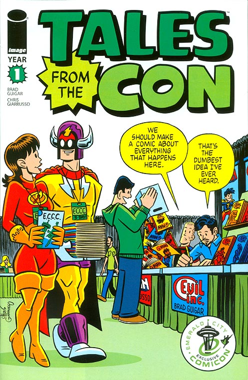 Tales From The Con (ECCC 2014 Exclusive)