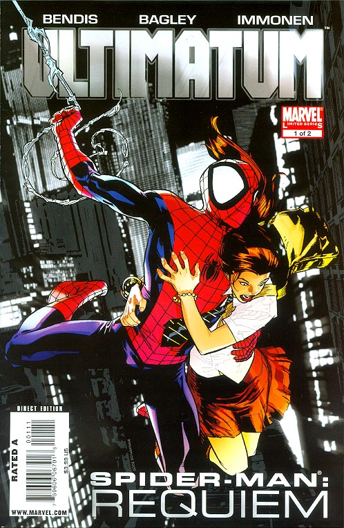 Ultimatum Spider-Man Requiem 1 (of 2 ) -VF