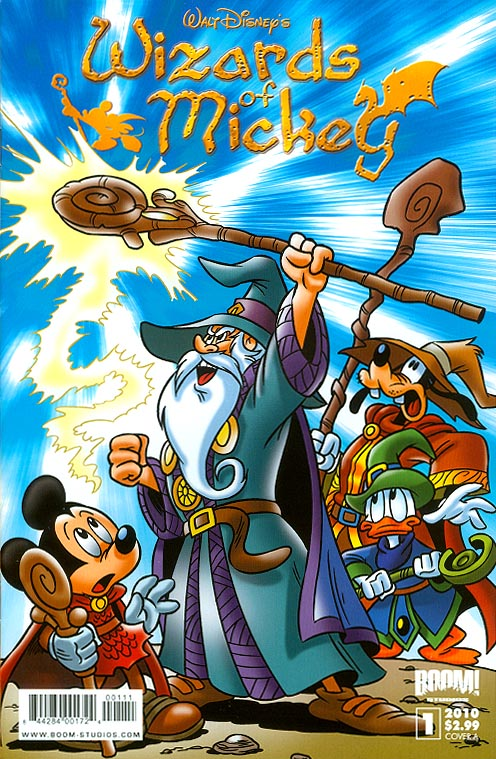 Wizards Of Mickey 1 A