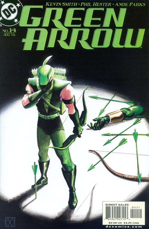 Green Arrow (Kevin Smith) vol 3 - 14