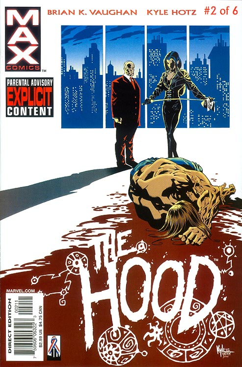 Hood (Marvel MAX) 2 (of 6 )