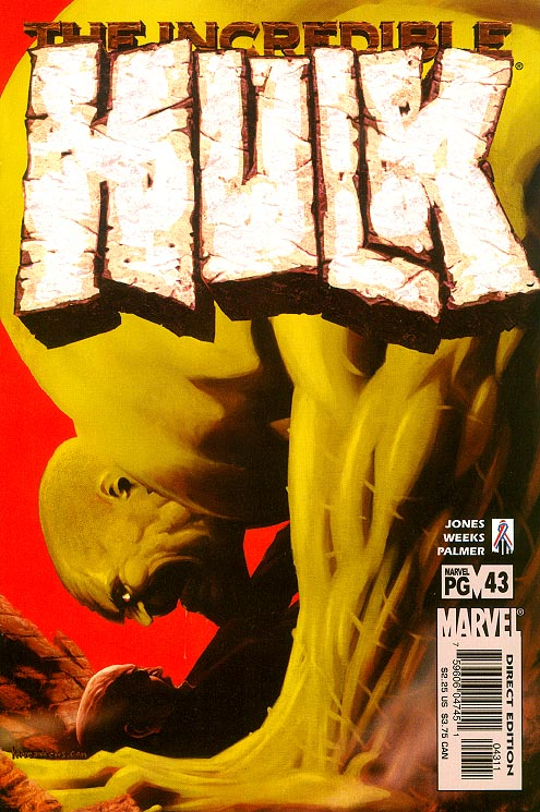 Incredible Hulk vol 2 - 43