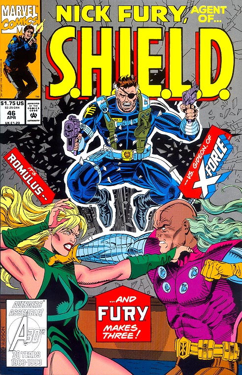 Nick Fury Agent Of SHIELD vol 3 - 46