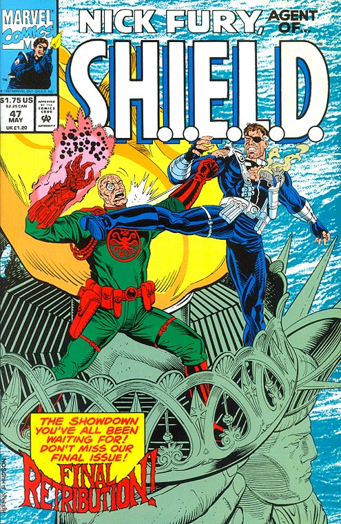 Nick Fury Agent Of SHIELD vol 3 - 47