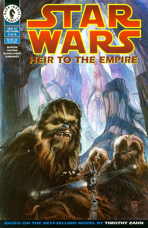 Star Wars Heir To The Empire 3 (of 6 ) -VF