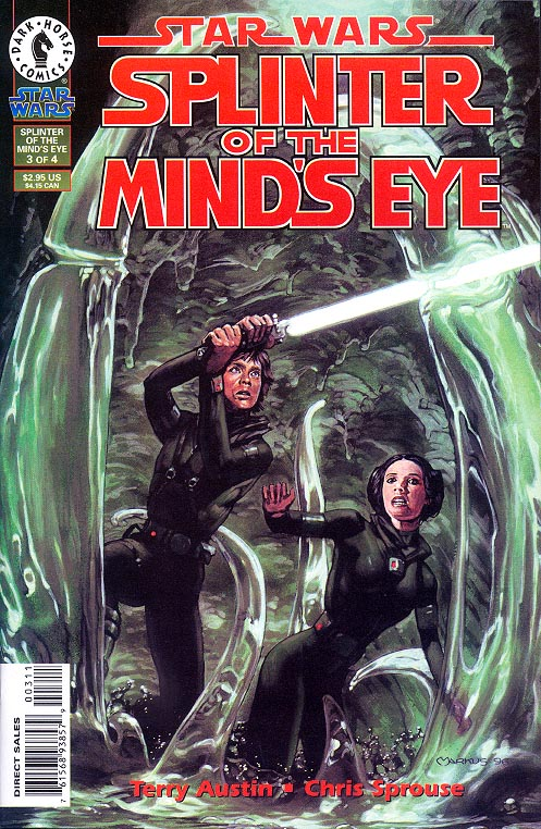 Star Wars Splinter Of The Minds Eye 3 (of 4 )