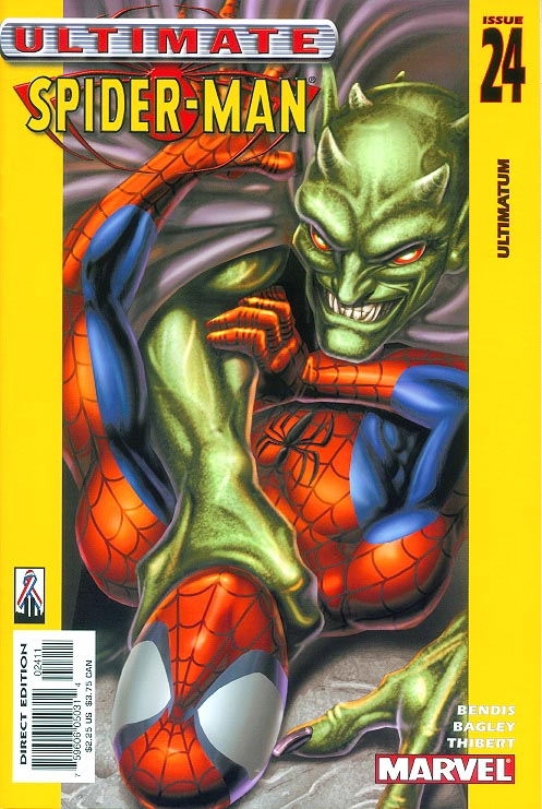 Ultimate Spider-Man 24