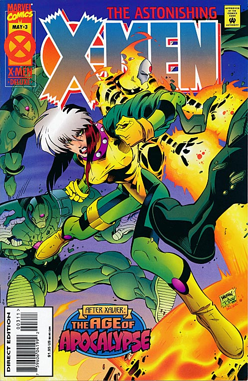 Astonishing X-Men vol 1 - 3 Deluxe-VFNM