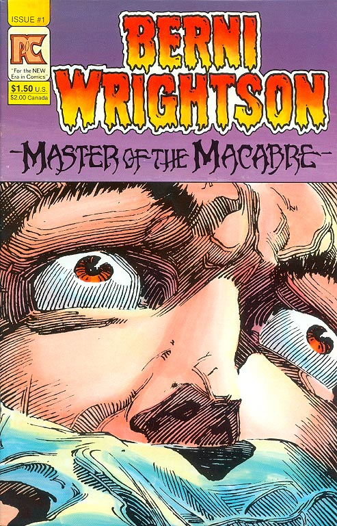 Bernie Wrightson Master Of The Macabre 1 -VFNM