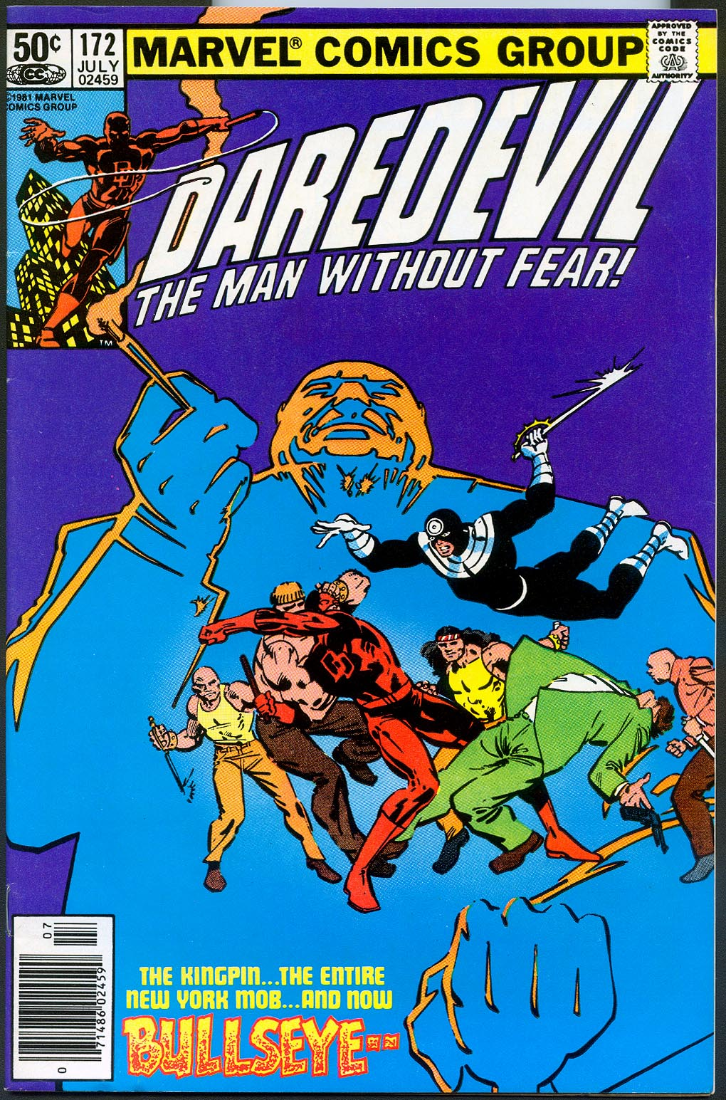 Daredevil 172 -VF