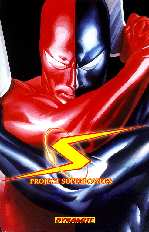 Project Superpowers TP 1 (First Printing)