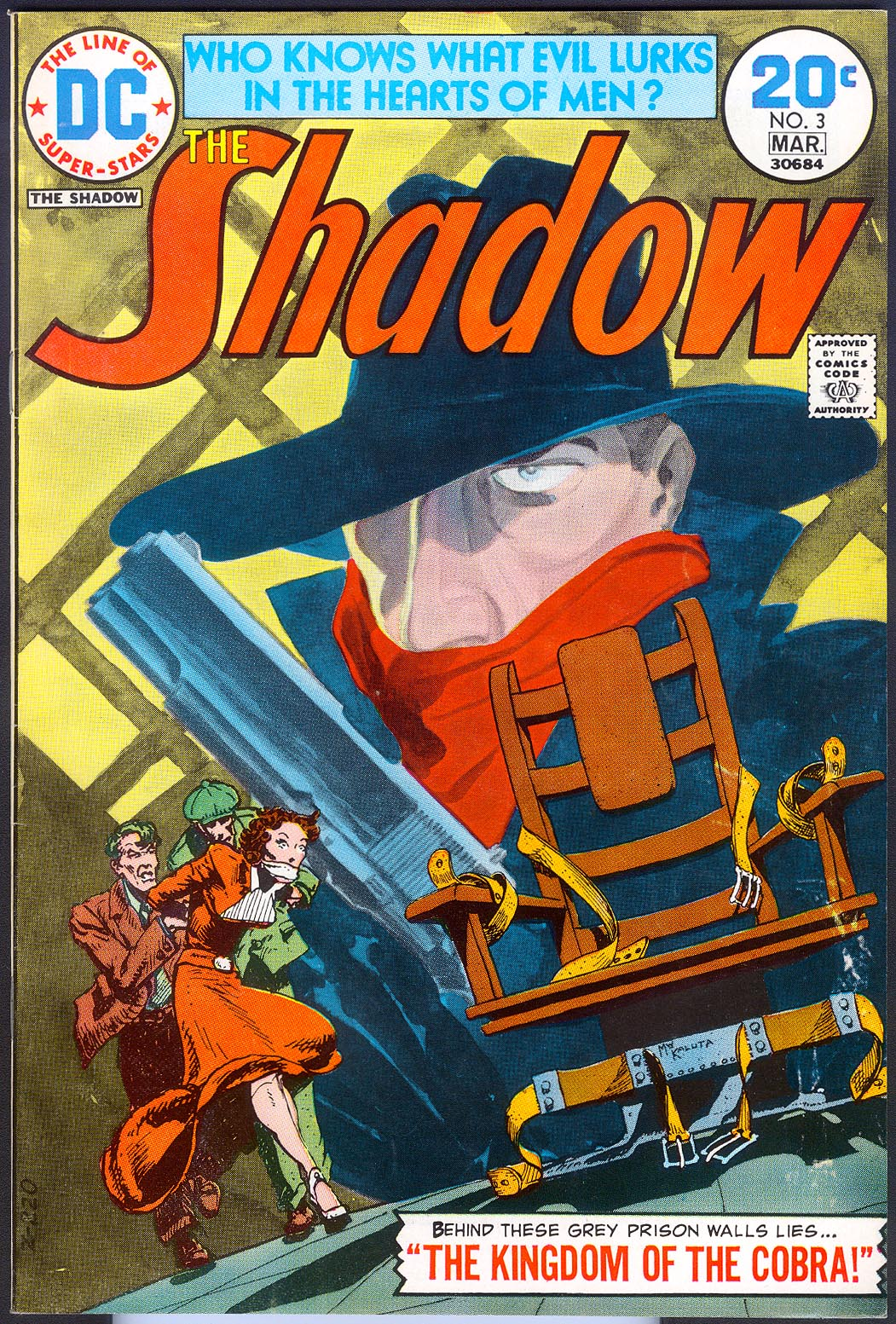 Shadow (DC) 3 -VF