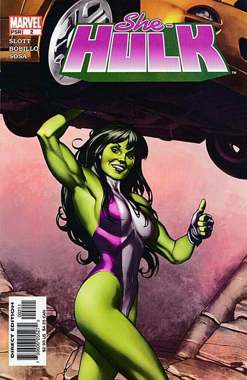 She-Hulk Vol 1 - 2