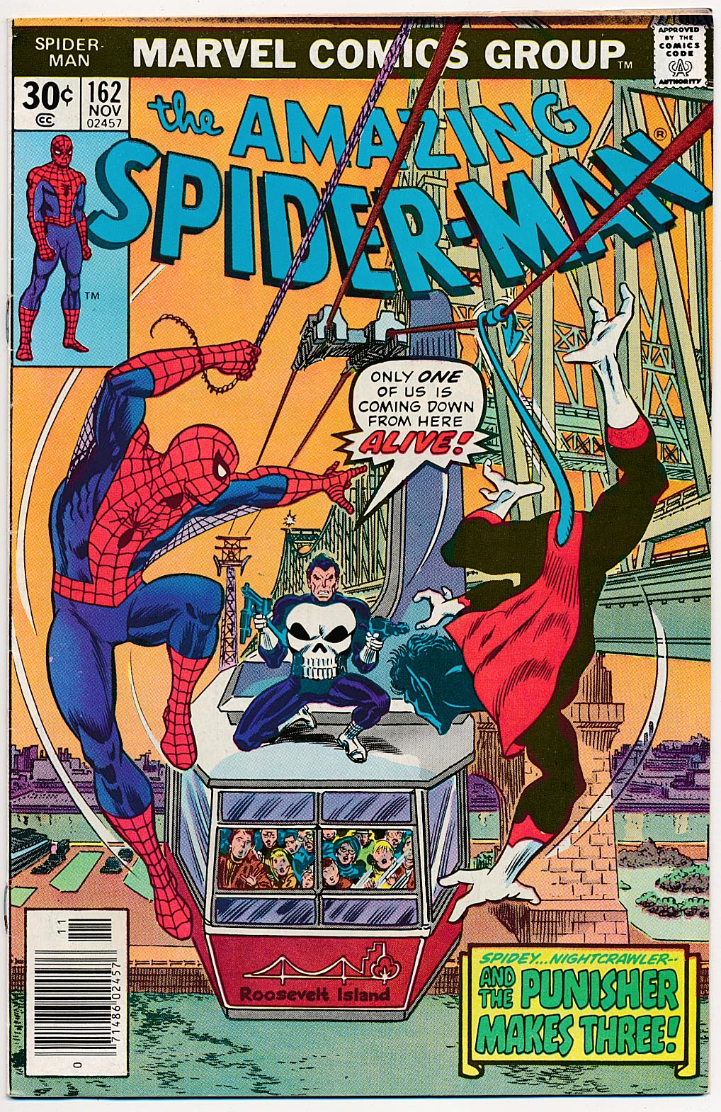 Amazing Spider-Man 162 -FVF