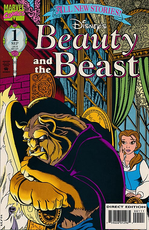 Disneys Beauty And The Beast 1