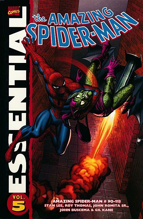 Essential Spider-Man TP 5 (First Printing)