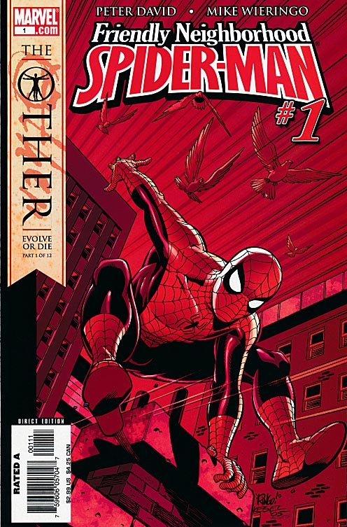 Friendly Neighborhood Spiderman #2 Marvel 2006 Free Domestic Shipping
