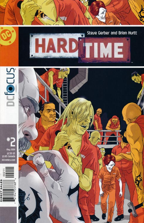 Hard Time (DC) 2