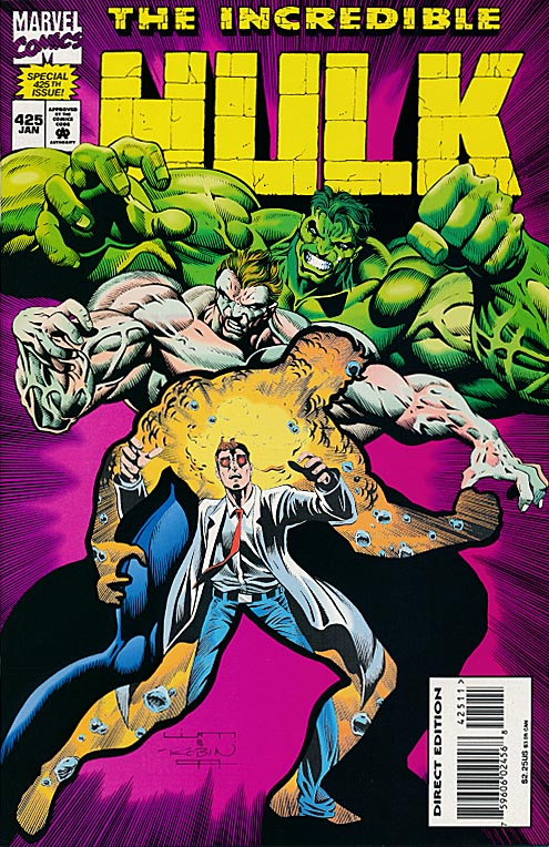 Incredible Hulk 425 (Regular Cover)