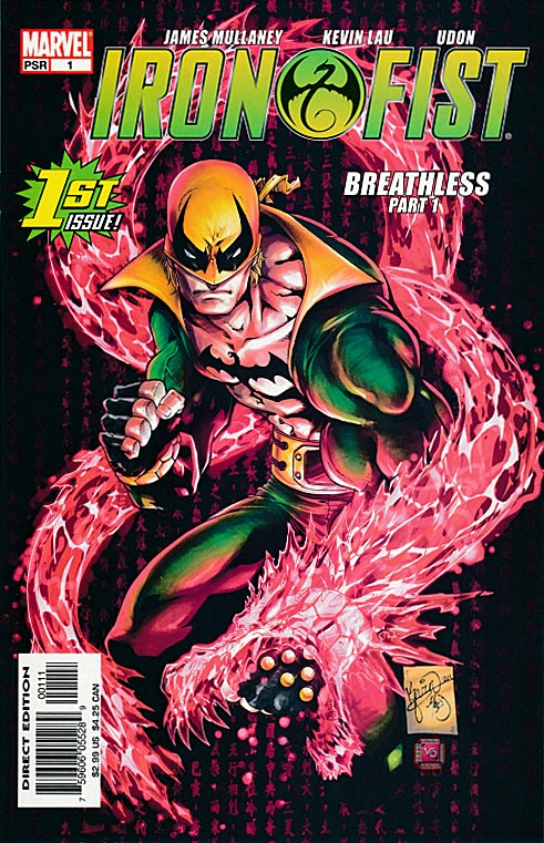Iron Fist vol 4 - 1