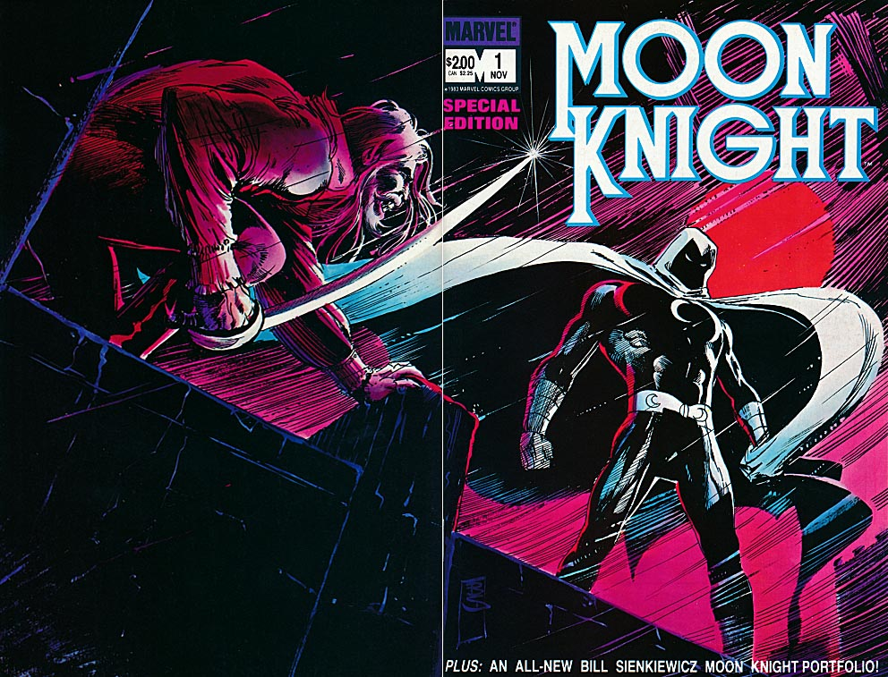 Moon Knight Special Edition 1 (of 3 )