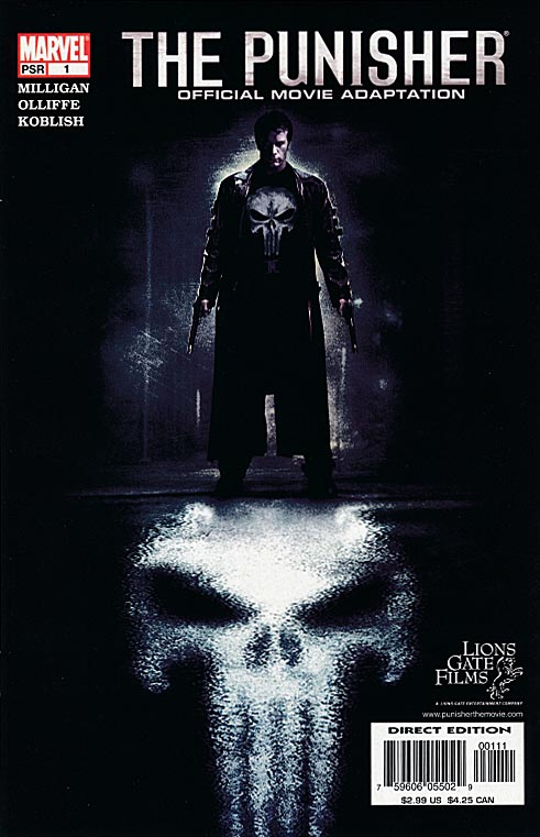 Punisher Official Movie Adaptation 1