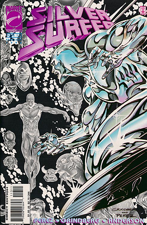 Silver Surfer vol 3 - 113