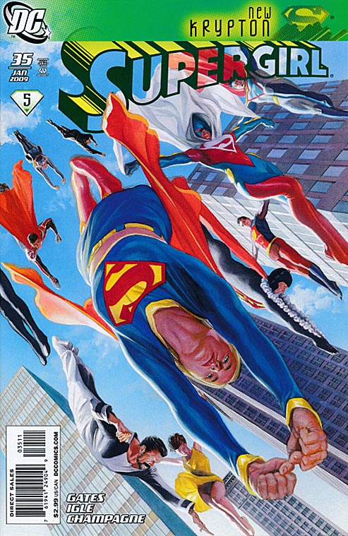 Supergirl vol 5 - 35
