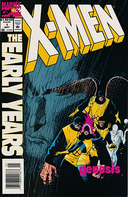 X-Men The Early Years 1 -VFNM