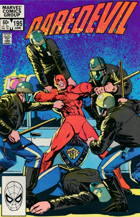 Daredevil 195 (Direct Ed)