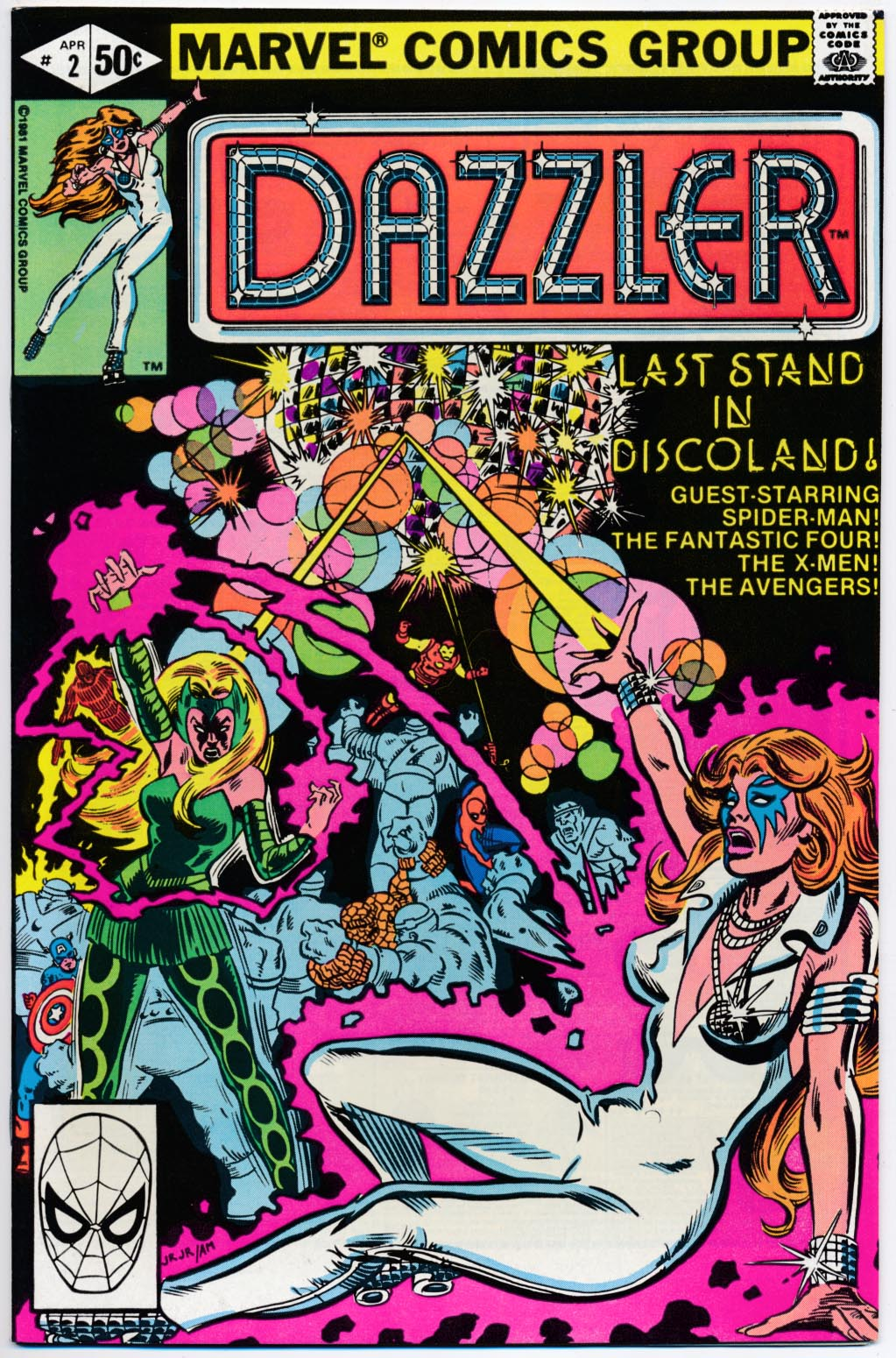 Dazzler 2 (Direct Ed) -VFNM