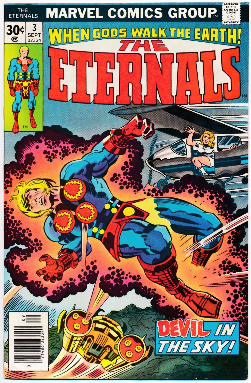 Eternals vol 1 - 3 -VF
