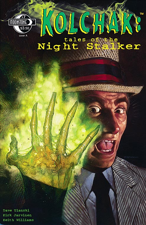 Kolchak Tales Of The Night Stalker (Moonstone) 7 A