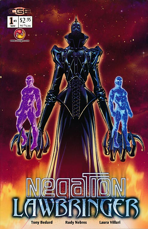 Negation Lawbringer (Crossgen) 1 -VF