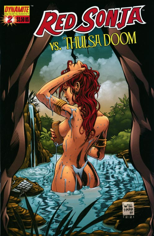 Red Sonja VS Thulsa Doom 2 A