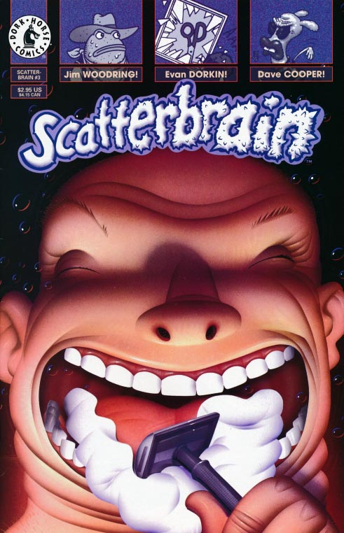 Scatterbrain 3 (of 4 ) -VF