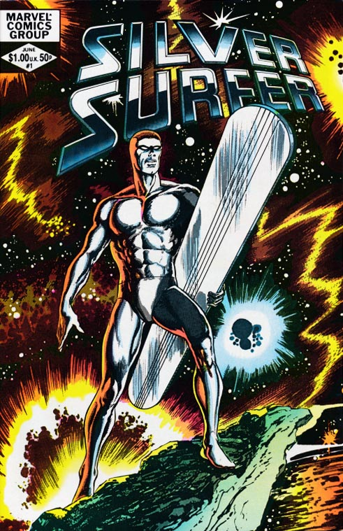Silver Surfer vol 2 - 1 (one-shot)