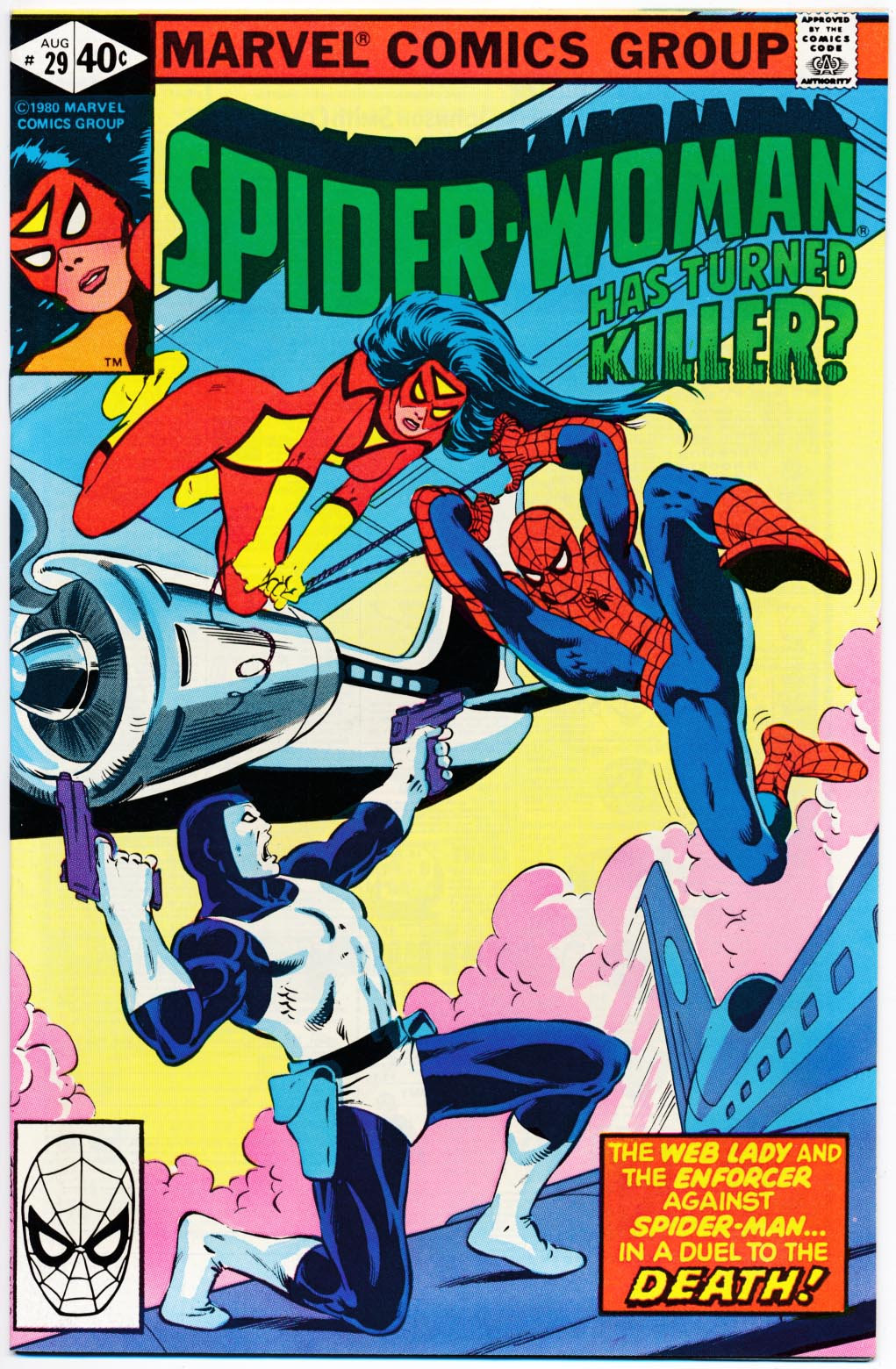 Spider-Woman vol 1 - 29 -VFNM