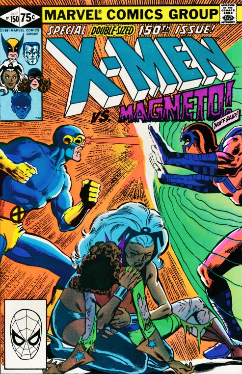 Uncanny X-Men 150 (Direct Ed) -NM