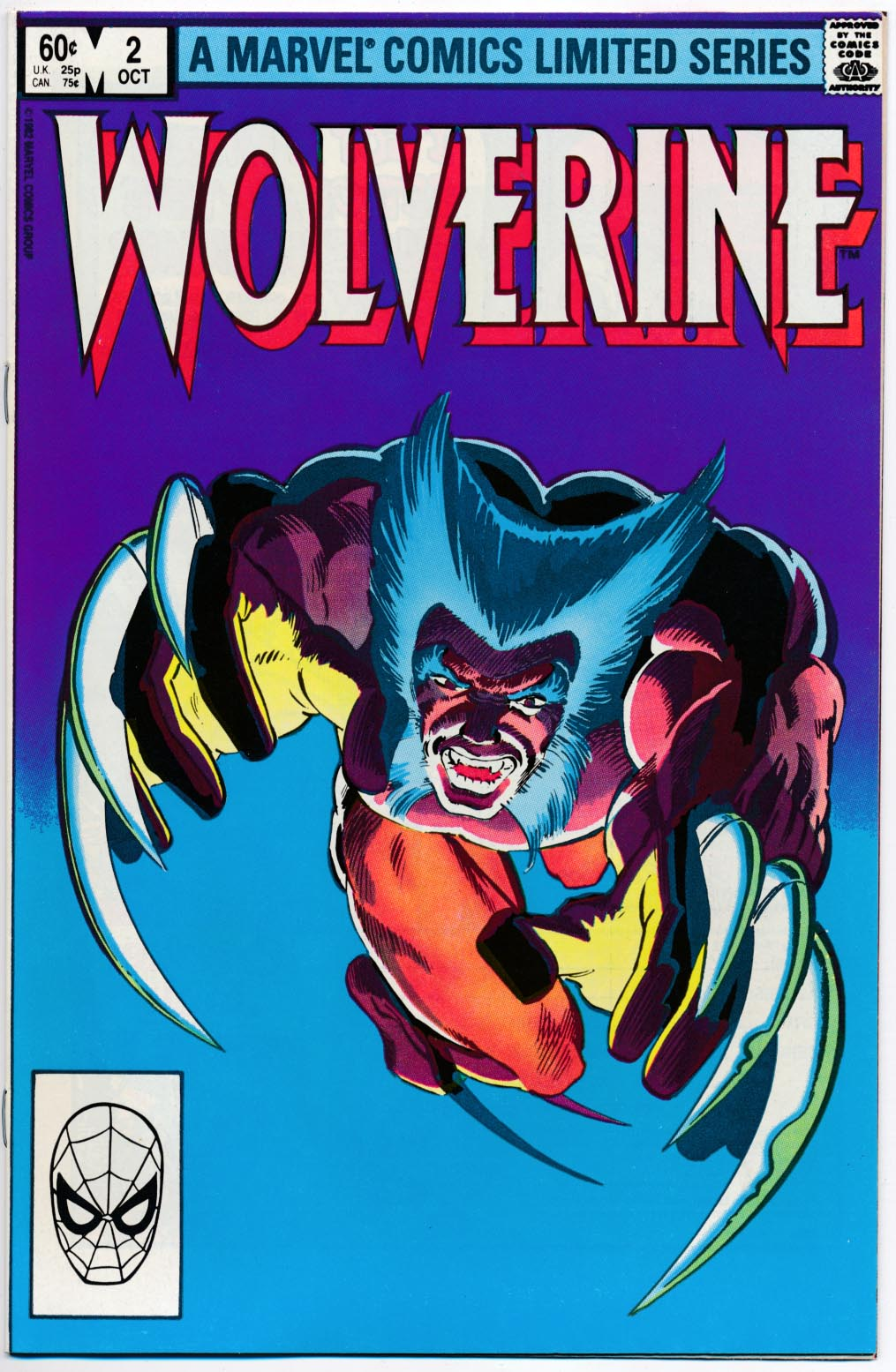 Wolverine vol 1 - 2 (of 4 )